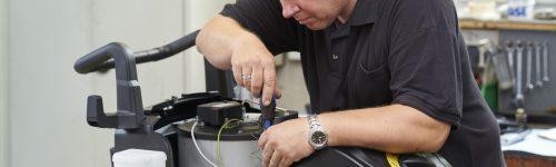 UVV Prüfung Hochdruckreiniger