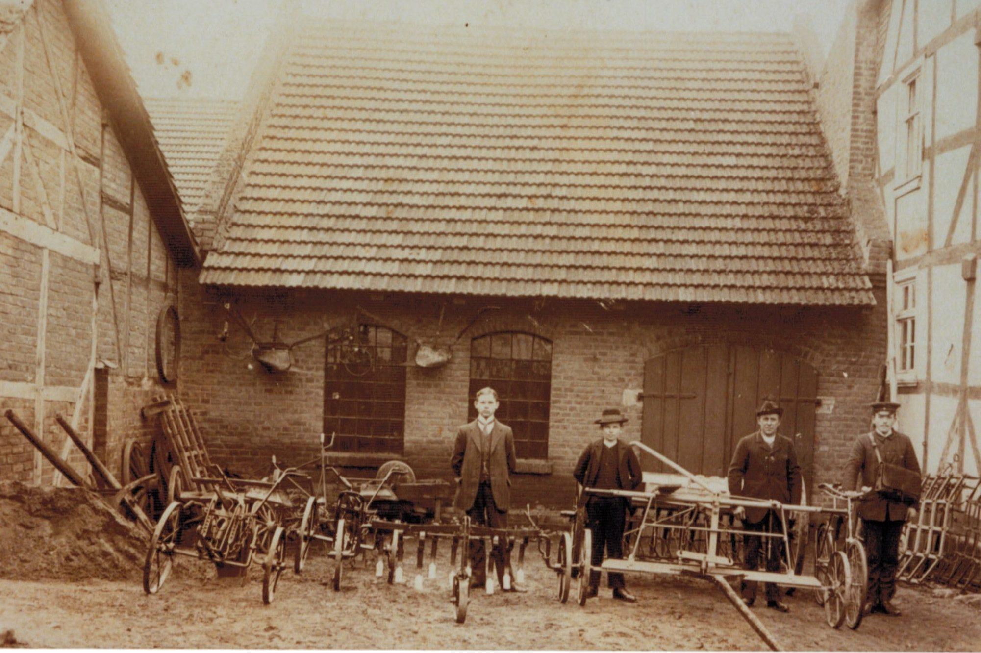 Schmiede – Tradition seit 1762